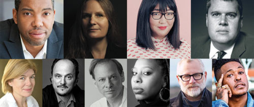 Announcing the 2017 author lineup for  Wordstock