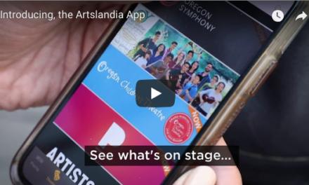 Introducing the Artslandia App