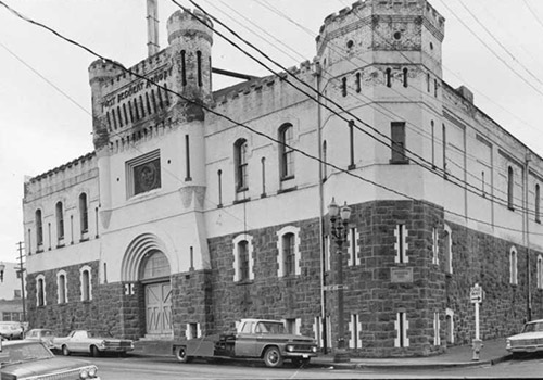 Then & Now: The Armory