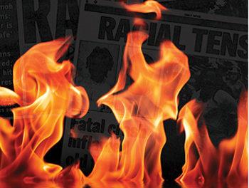 Fires in the Mirror – Profile Theatre