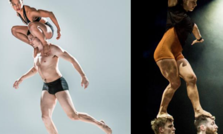 Pilobolus / Circa / Lucy Guerin – White Bird Dance