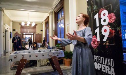 Portland Opera's Young Patron Society