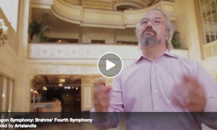 Oregon Symphony Music Director Carlos Kalmar on the Season Opener