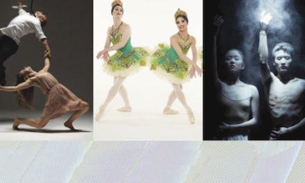 Shay Kuebler/Radical System Art / Les Ballets Trockadero De Monte Carlo / Beijing Dance Theater