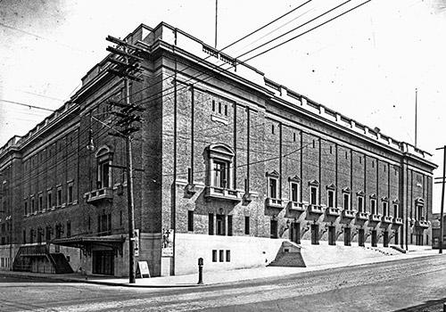 Then & Now: The Keller Auditorium