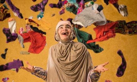 Naked Mole Rat Gets Dressed – Oregon Children's Theatre