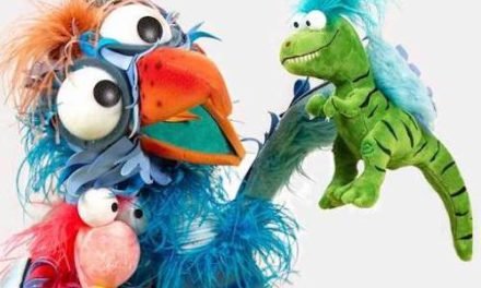 The Starlings Present: Dinosaurs! – NW Children's Theater