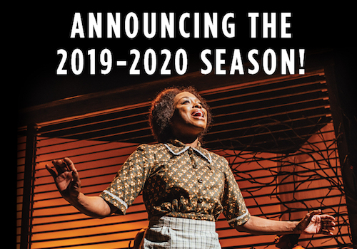 Portland Center Stage at The Armory Announces 2019-2020 Season