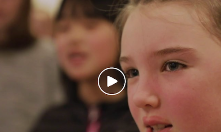 Behind the Scenes: Portland Symphonic Girlchoir!