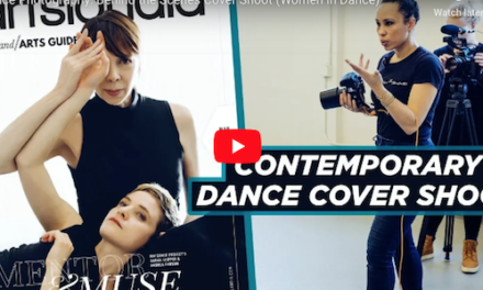Dance Photography: Behind the Scenes Cover Shoot (Women in Dance)