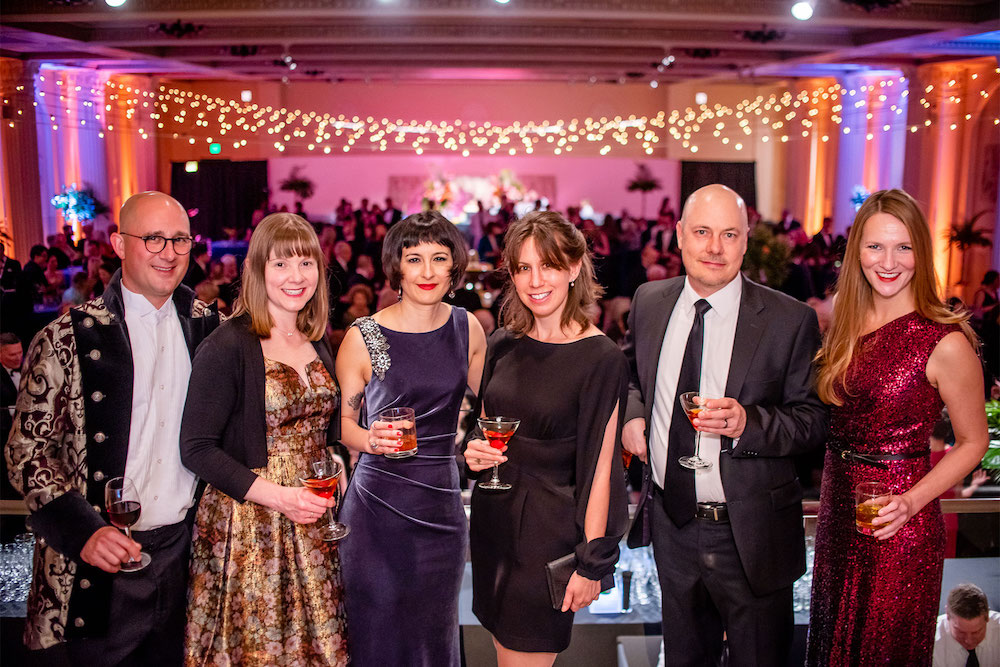 Oregon Symphony's 2019 Gala Cocktail Reception at Portland