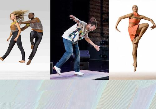Parsons Dance / Savion Glover / PHILADANCO – White Bird Dance