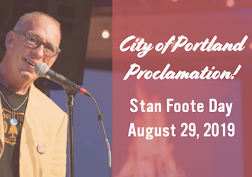 City of Portland to Honor Oregon Children's Theatre Co.'s Outgoing Artistic Director Stan Foote