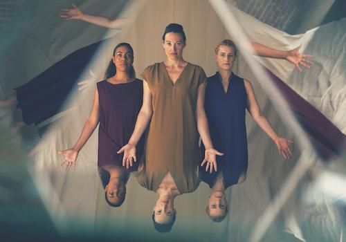 Meet the Three Ladies of Macbeth: Chantal DeGroat, Dana Green, Lauren Bloom Hanover