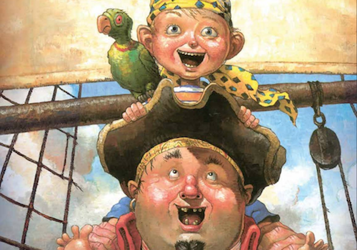 How I Became a Pirate – NW Children's Theater