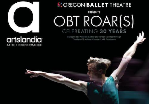 ROAR(S) – Oregon Ballet Theatre