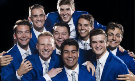 Win 2 tickets to BYU Vocal Point at the Newmark Theatre!