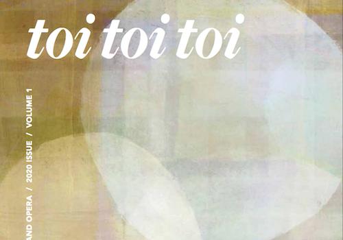 Toi Toi Toi – Portland Opera 2019/20