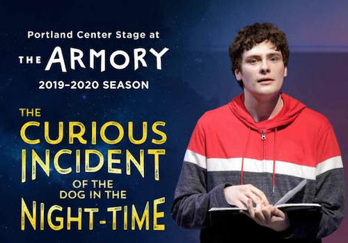 The Curious Incident of the Dog in the Night-Time / 9 Parts of Desire
