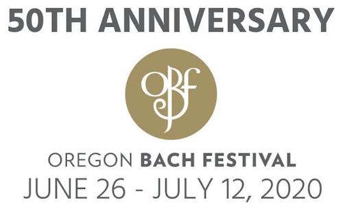 Oregon Bach Festival Announces Celebratory 50th Anniversary Season