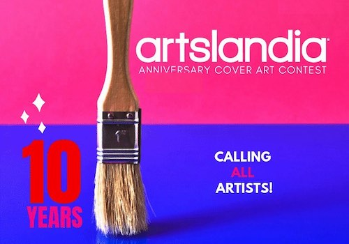 Good News: Artslandia Cover Art Contest