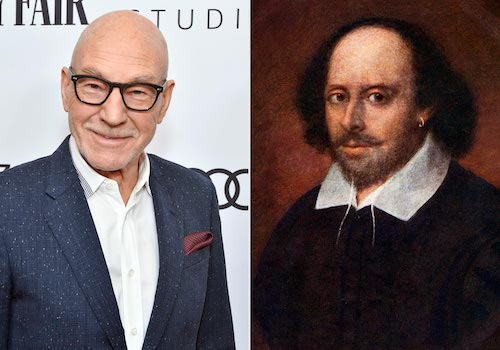 Good News: Sir Patrick Stewart is reading Shakespeare Sonnets