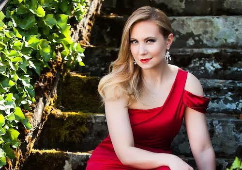 Happy Hour with Katie Harman and Friends – Presented by Portland Opera