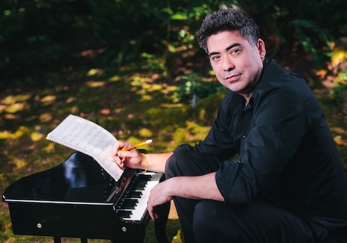 Musician and Composer Kenji Bunch