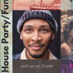 """VirtualHouse Party Fundraiser ft. Delphon """"DJ"""" Curtis Jr."""