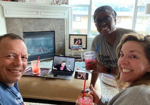 Good News: Artslandia Happy Hour Watch Parties