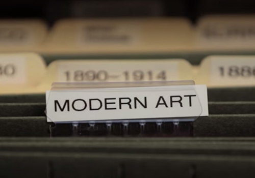 Good News: MoMA's Massive Open Online Courses