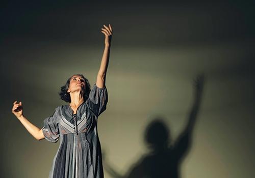 Behind the Curtain: Nora El Samahy