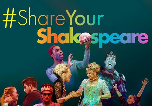 Good News: Happy Birthday Shakespeare!