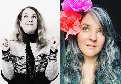 Happy Hour with Susannah Mars & Shelley McLendon – Presented by Devil's Food Catering