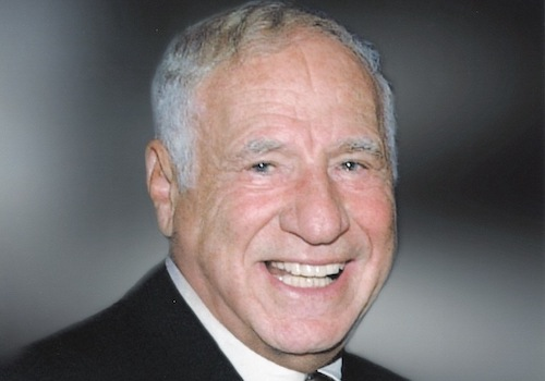 EGOT Winner Mel Brooks